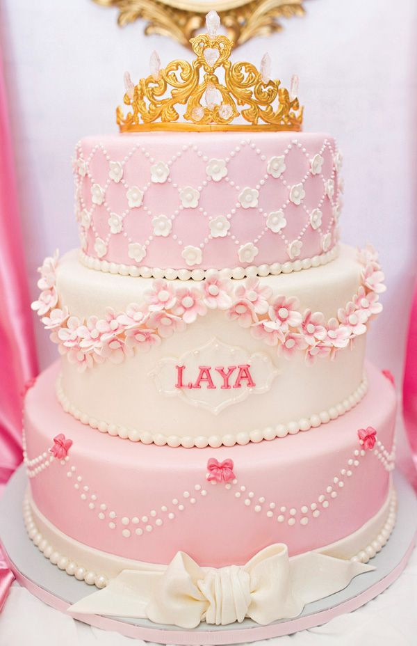 Best ideas about Princes Birthday Cake . Save or Pin Best 25 Pink princess cakes ideas on Pinterest Now.