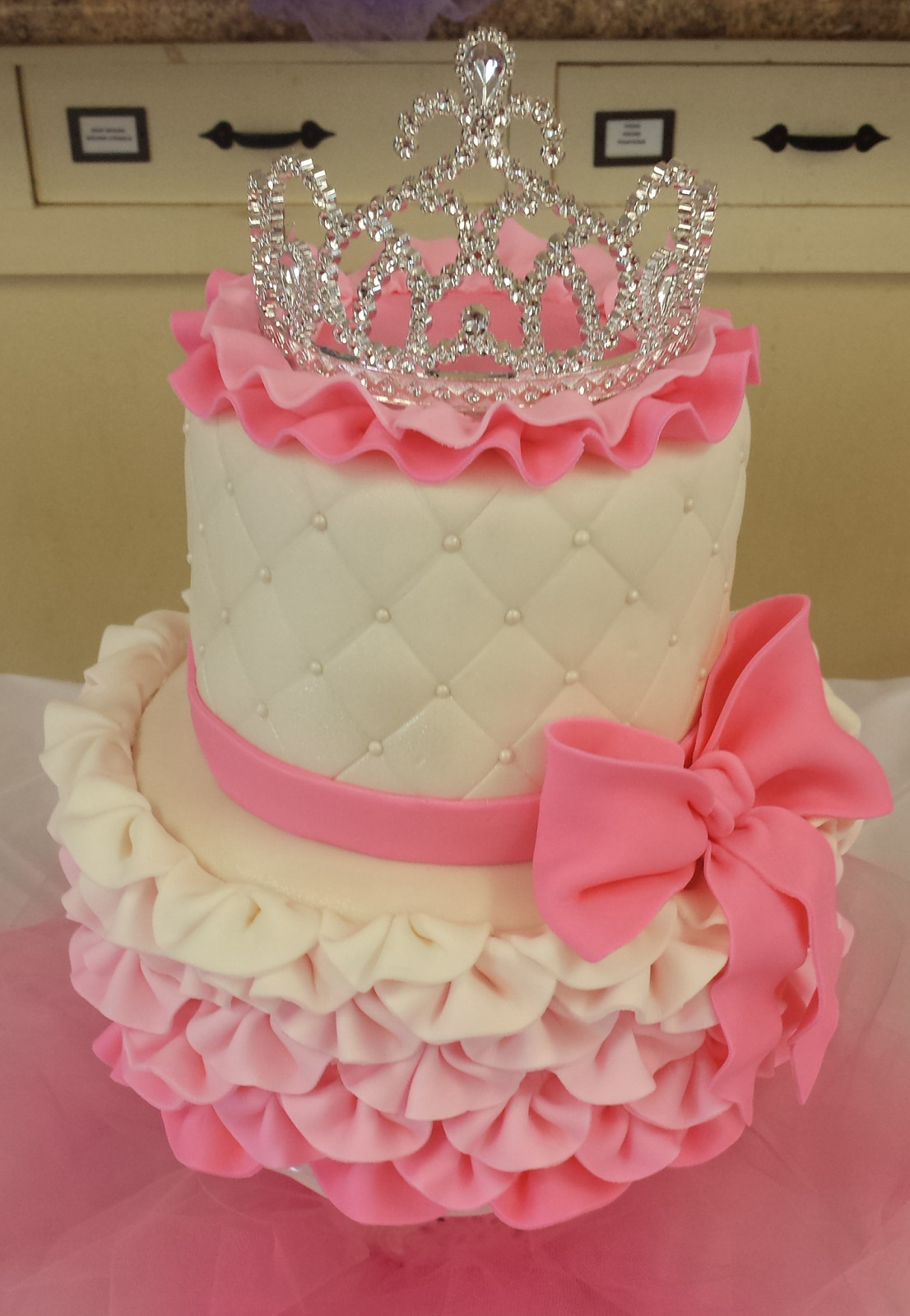 Best ideas about Princess Birthday Cake . Save or Pin Cake Blog Princess Cake Tutorial Now.