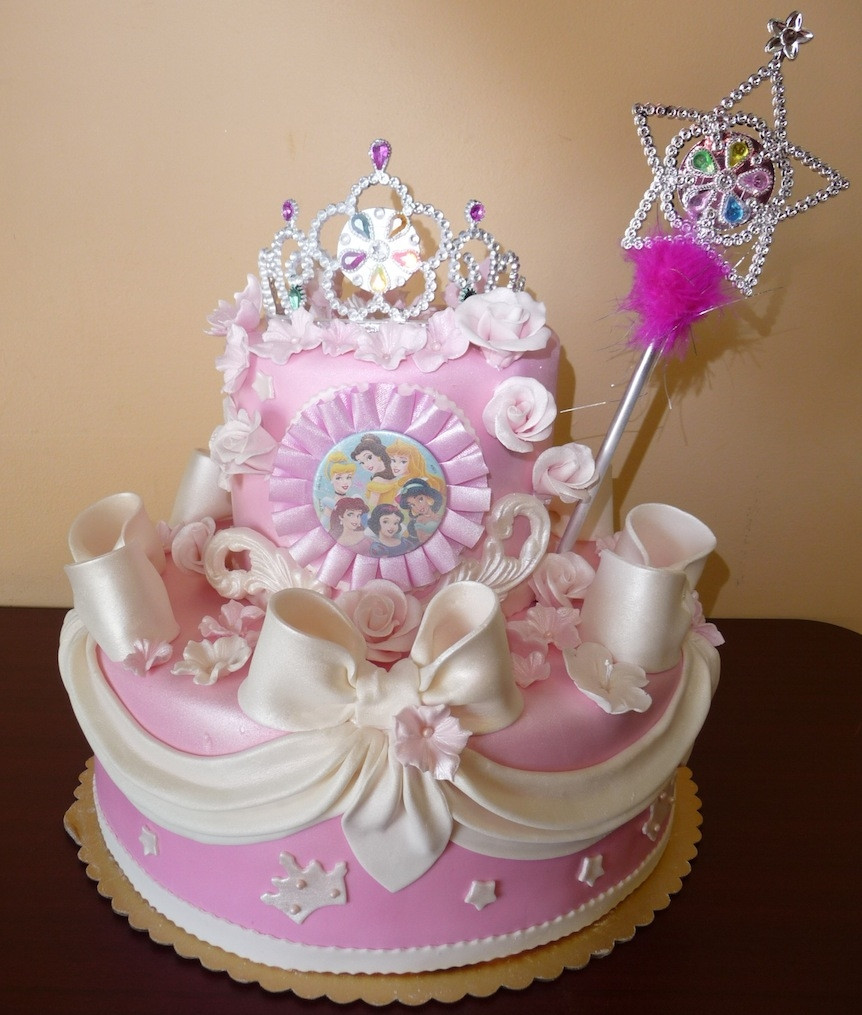Best ideas about Princess Birthday Cake . Save or Pin Children s Birthday Cakes CakeCentral Now.