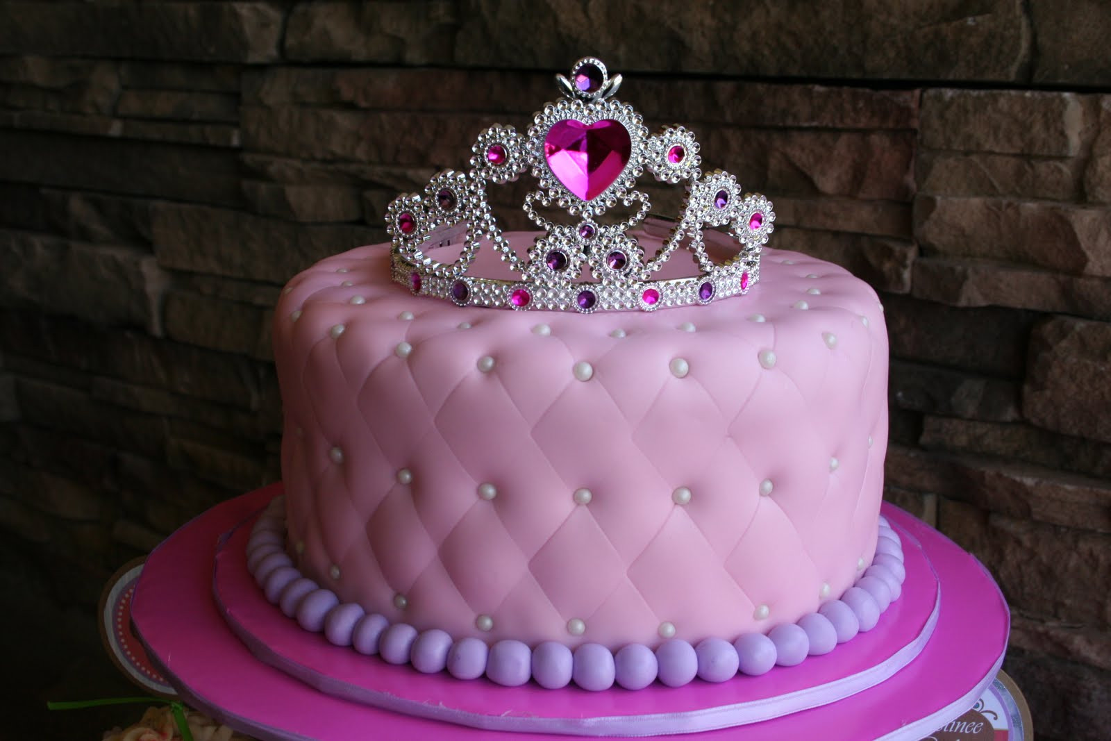 Best ideas about Princess Birthday Cake . Save or Pin cakes by narleen kristel a princess 1st birthday Now.