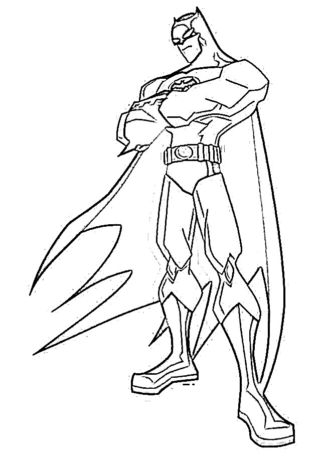 Best ideas about Printable Coloring Pages Batman . Save or Pin Labyrinth Labour Batman coloring pages Now.