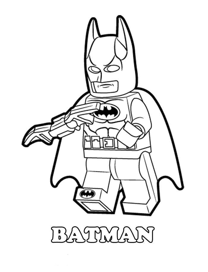 Best ideas about Printable Coloring Pages Batman . Save or Pin Lego Batman Coloring Pages Best Coloring Pages For Kids Now.