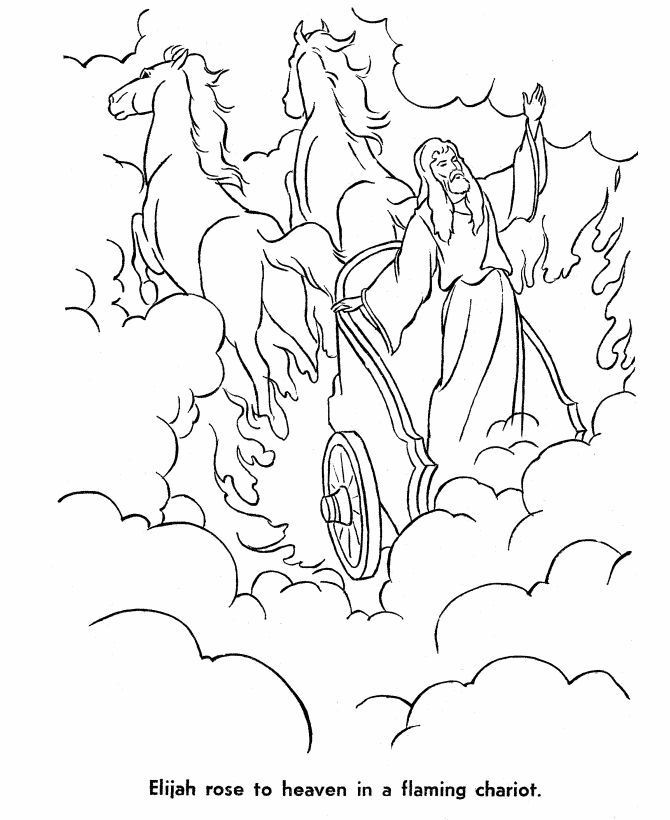 Best ideas about Printable Coloring Pages Of Heaven . Save or Pin Elijah Burning Altar Coloring Pages Coloring Home Now.