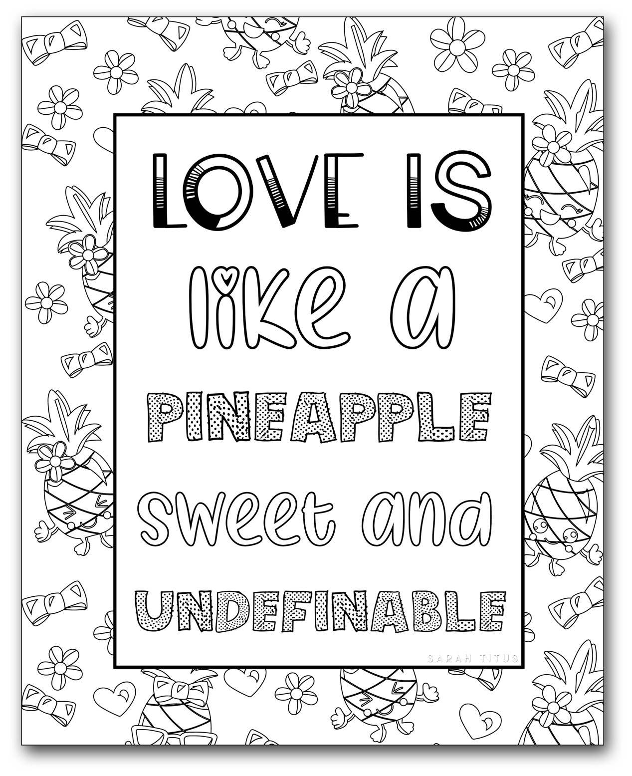 Best ideas about Printable Coloring Sheets For Girls . Save or Pin Printable Coloring Pages for Girls Sarah Titus Now.