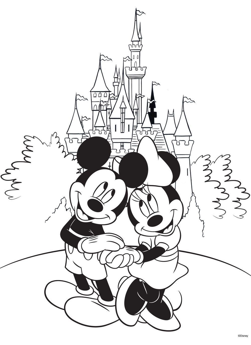 Best ideas about Printable Disney Coloring Sheets For Kids . Save or Pin Free Disney Coloring Pages DisneyColoring Pages Now.