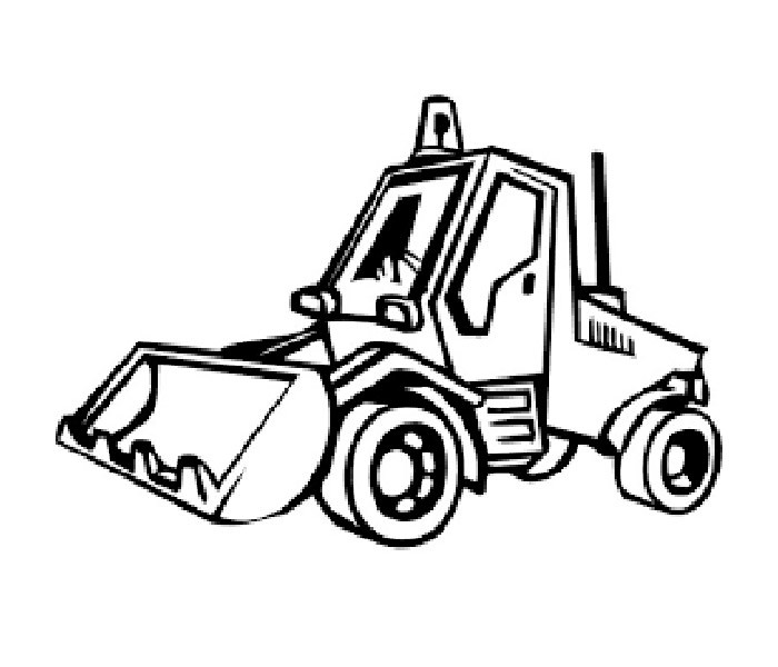Best ideas about Printable Tractor Coloring Pages For Boys . Save or Pin Tractor coloring pages Now.