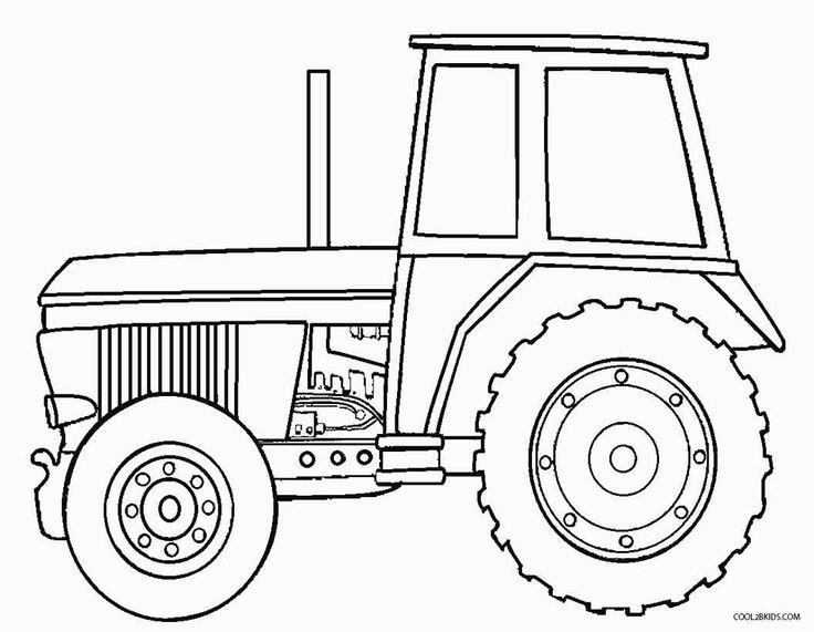 Best ideas about Printable Tractor Coloring Pages For Boys . Save or Pin Best 25 Tractor coloring pages ideas on Pinterest Now.