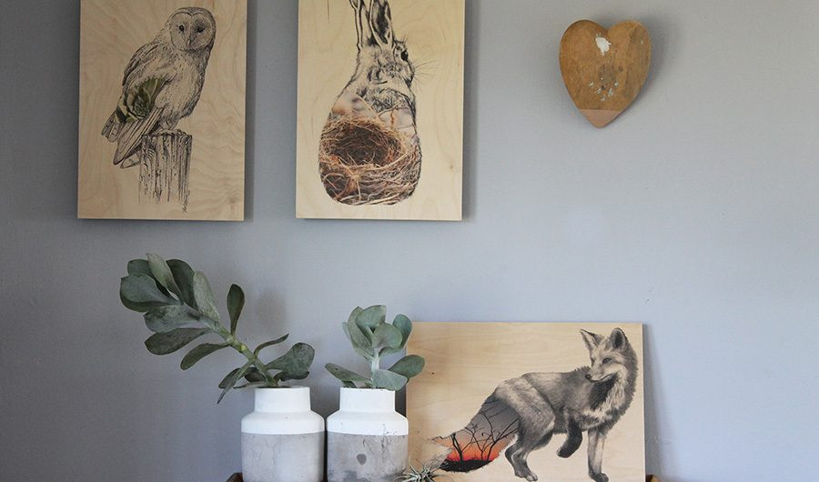 Best ideas about Prints On Wood DIY . Save or Pin DIY Gift Ideas Prints on Wood The Orms graphic Blog Now.