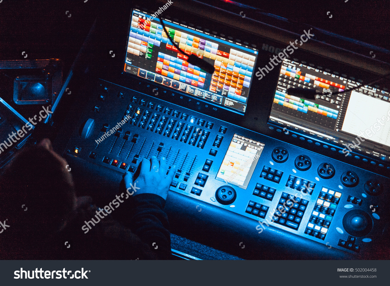 Best ideas about Pro Sound And Stage Lighting . Save or Pin Moscow 20 October2016 Professional Concert Sound Stock Now.