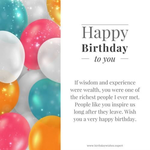 Best ideas about Professional Birthday Wishes . Save or Pin Professional Birthday Wishes Now.