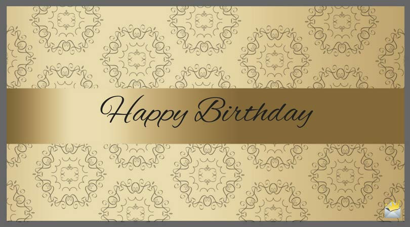 Best ideas about Professional Birthday Wishes . Save or Pin Formal Birthday Wishes for Professional and Social Occasions Now.