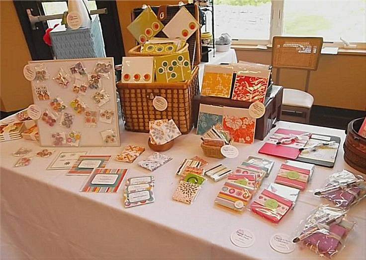 Best ideas about Profitable Craft Ideas . Save or Pin great craft booth displays Now.