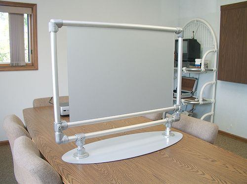 Best ideas about Projector Stand DIY . Save or Pin 1000 ideas about Portable Projector Screen on Pinterest Now.