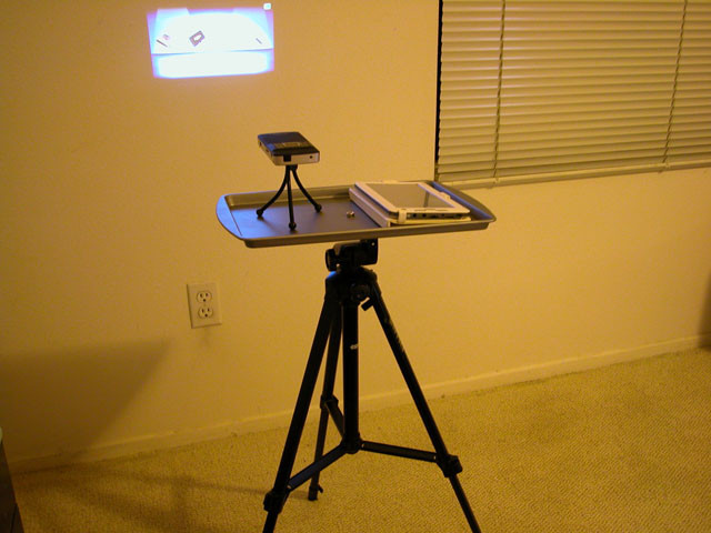 Best ideas about Projector Stand DIY . Save or Pin DIY Pico Projector Tripod Stand AVS Forum Now.