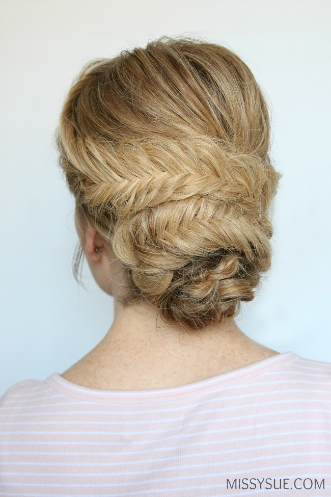 Best ideas about Prom Bun Hairstyles . Save or Pin hair Archives Page 21 of 105 Now.