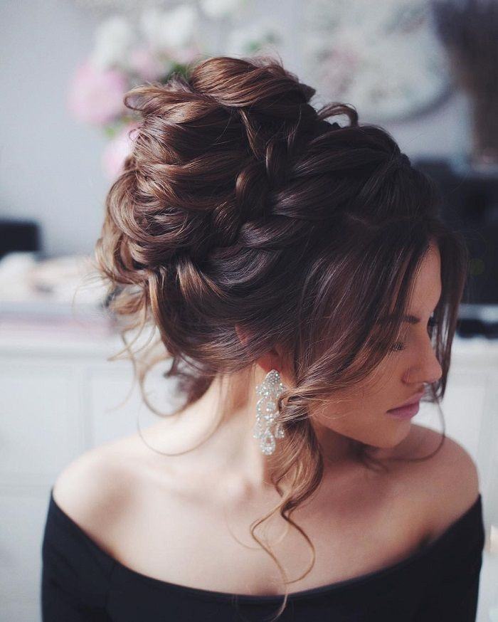 Best ideas about Prom Bun Hairstyles . Save or Pin Best 25 Prom hair updo ideas on Pinterest Now.