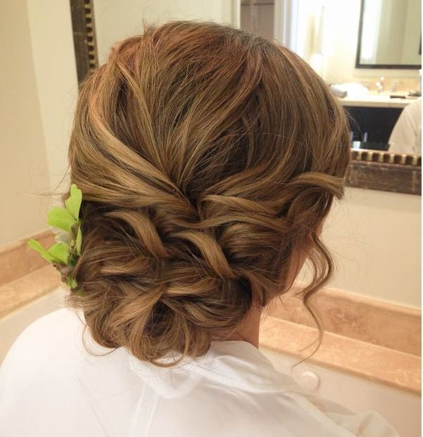 Best ideas about Prom Bun Hairstyles . Save or Pin 17 Fancy Prom Hairstyles for Girls Pretty Designs Now.
