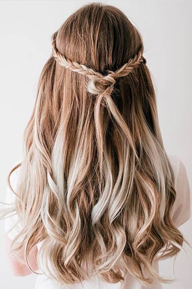 Best ideas about Prom Down Hairstyles . Save or Pin 17 Best ideas about Prom Hairstyles on Pinterest Now.