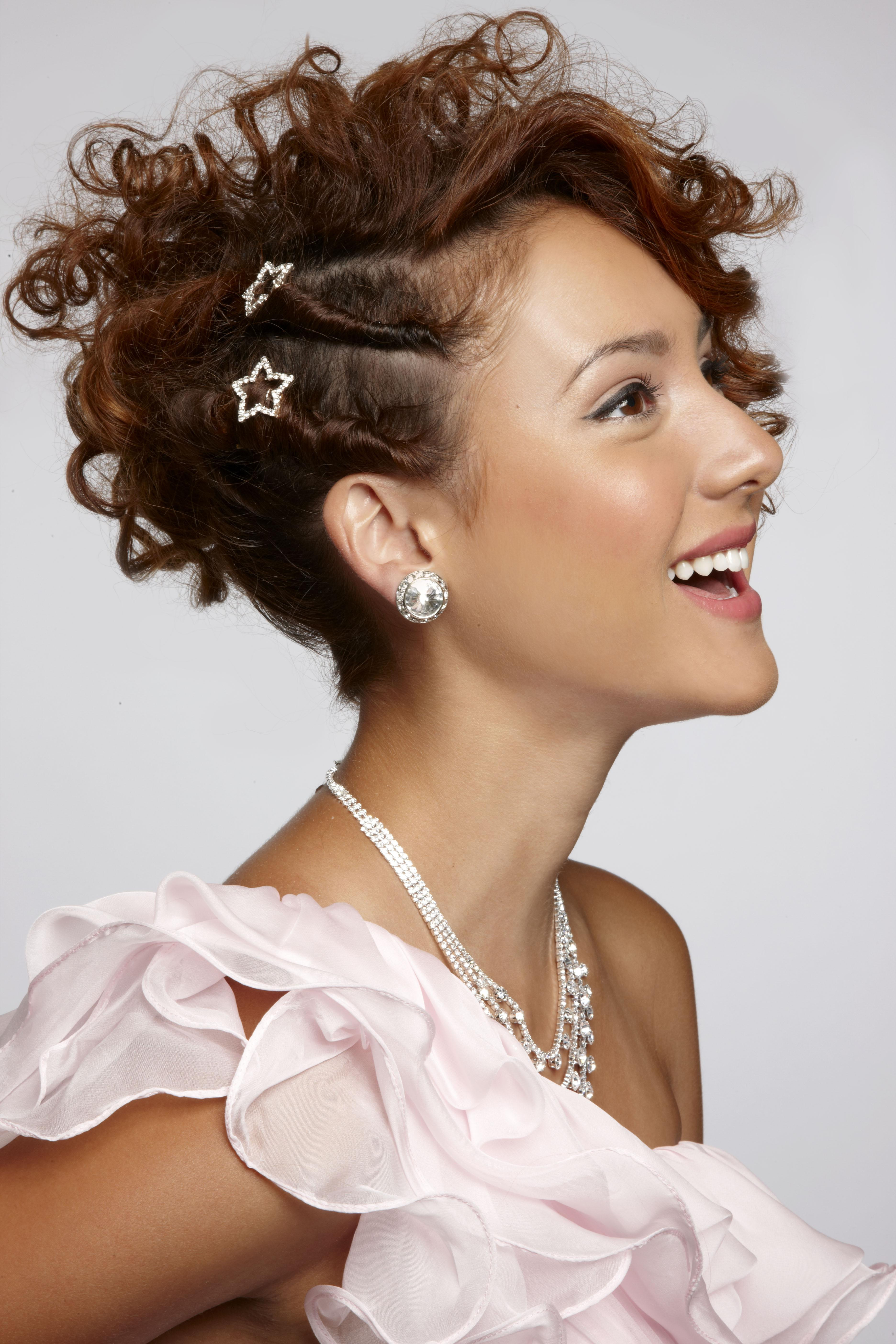 Best ideas about Prom Haircuts . Save or Pin 33 Prom Hairstyles For 2016 Prom Hair Ideas for Short Now.