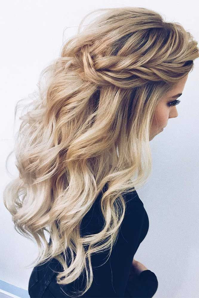 Best ideas about Prom Haircuts . Save or Pin 27 Dreamy Prom Hairstyles for A Night Out hair Now.