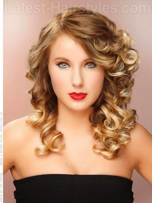Best ideas about Prom Hairstyle Curly . Save or Pin CURLY HAIRSTYLES FOR PROM IN 2015 Prom Ideas Now.