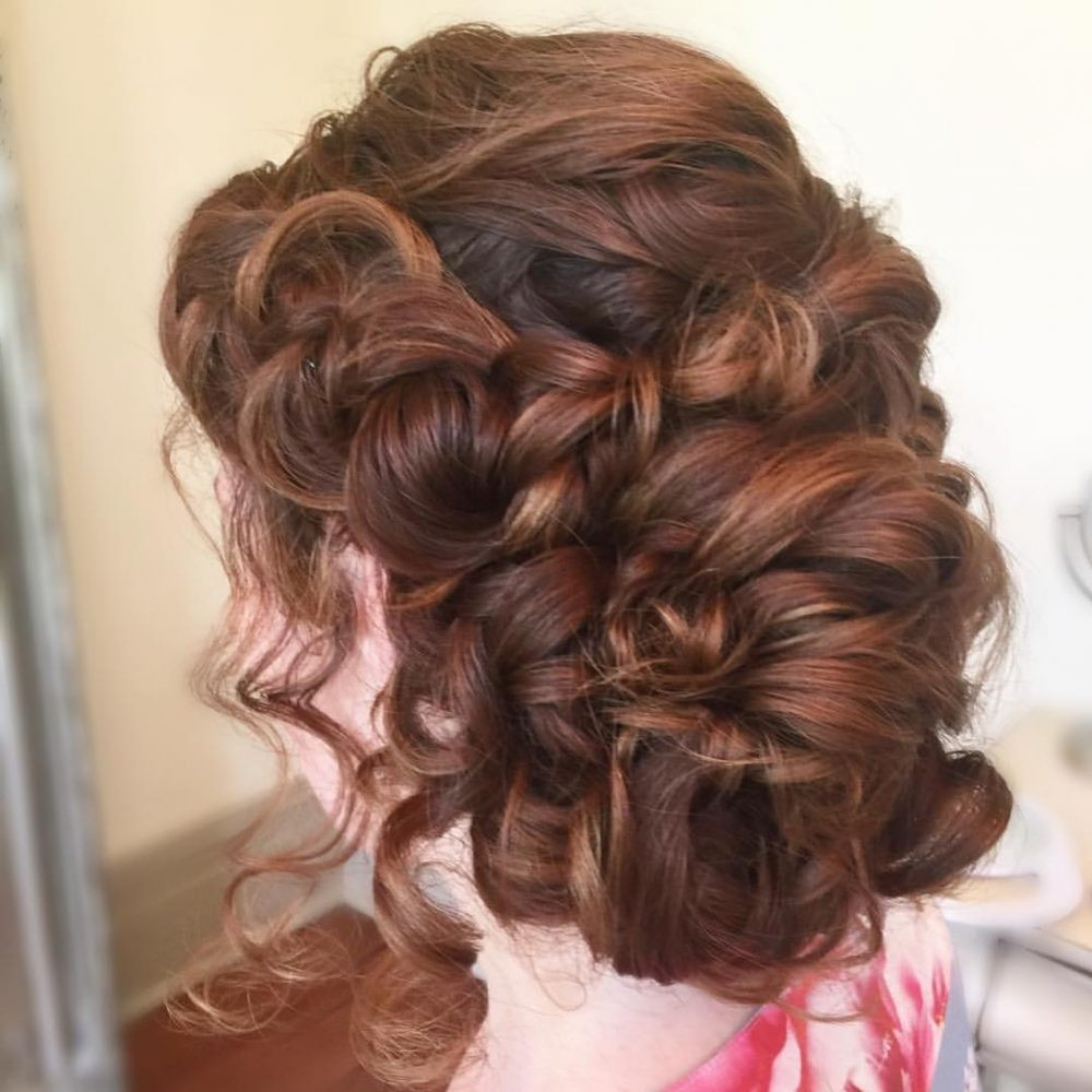 Best ideas about Prom Hairstyle Curly . Save or Pin Curly Hairstyles for Prom Now.