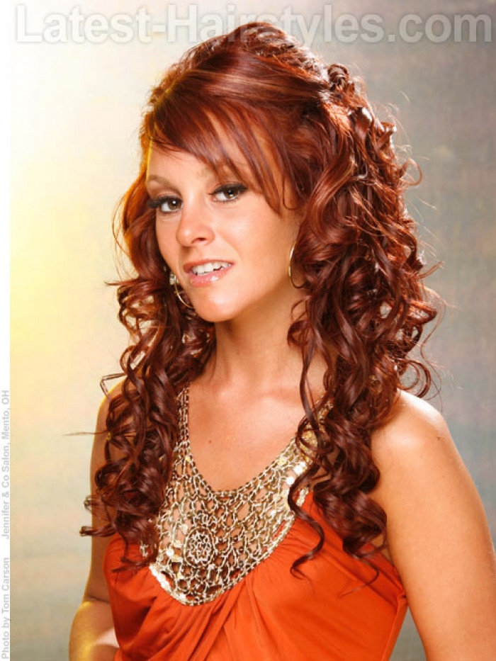 Best ideas about Prom Hairstyle Curly . Save or Pin style up long curly hairstyles new 2013 2014 Now.
