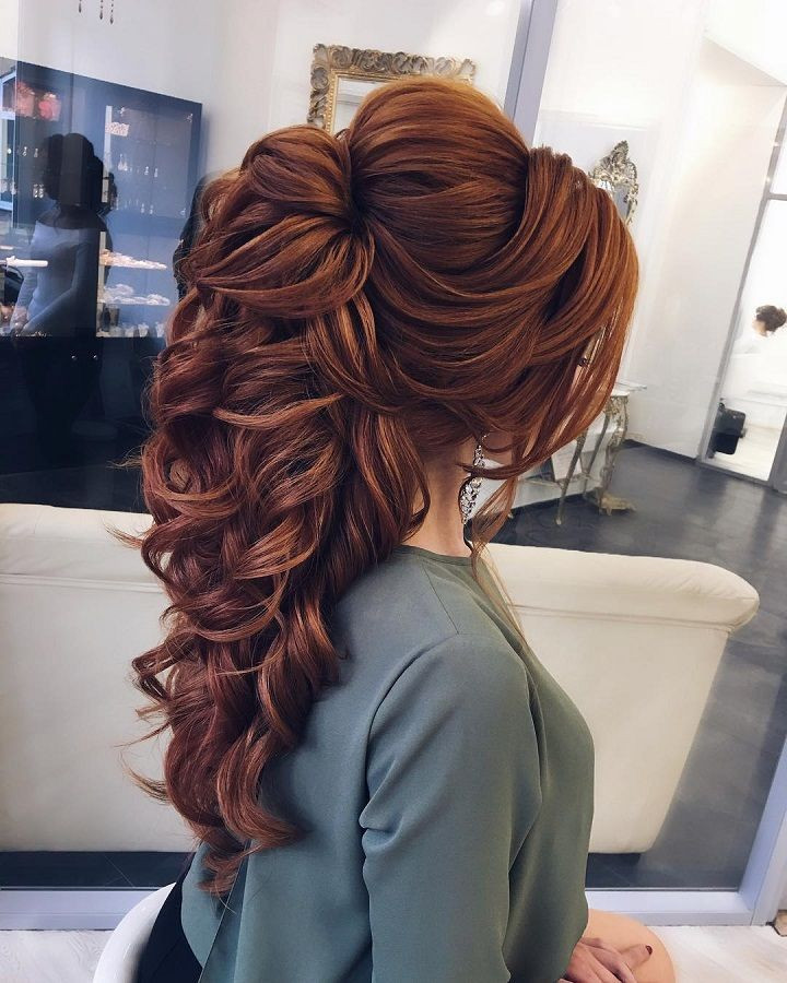 Best ideas about Prom Hairstyle Half Updos . Save or Pin Best 25 Prom hairstyles down ideas on Pinterest Now.