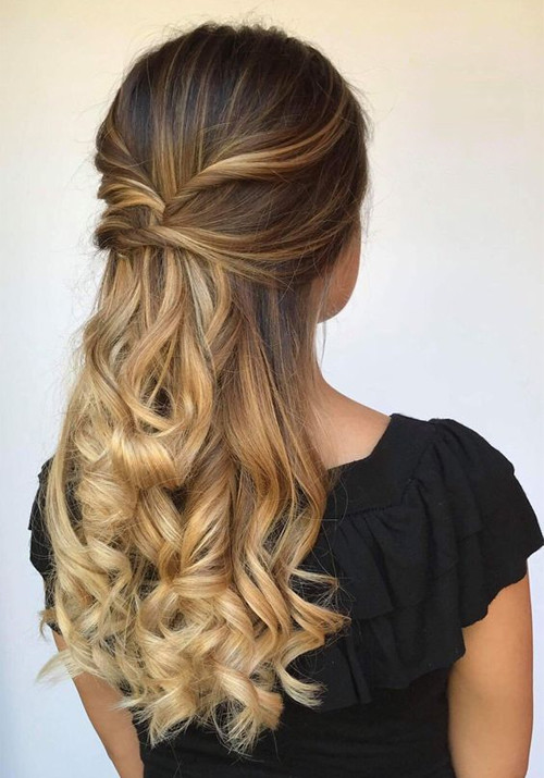 Best ideas about Prom Hairstyles 2019 . Save or Pin Top 10 Most Wanted Long Prom Hairstyles 2019 That are Now.