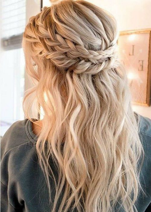 Best ideas about Prom Hairstyles 2019 . Save or Pin 41 The Most Inspiring Long Prom Hairstyles 2019 to Fuel Now.