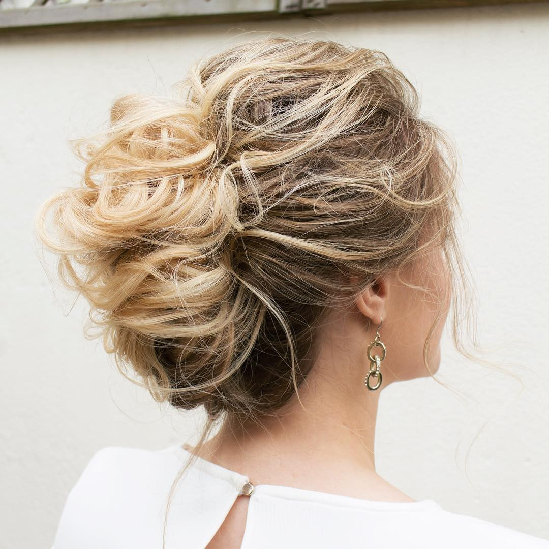 Best ideas about Prom Hairstyles 2019 . Save or Pin 10 Gorgeous Prom Updos for Long Hair Prom Updo Hairstyles Now.