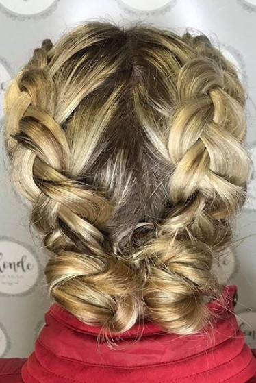 Best ideas about Prom Hairstyles 2019 . Save or Pin 40 Best Prom Updos for 2019 Easy Prom Updo Hairstyles Now.