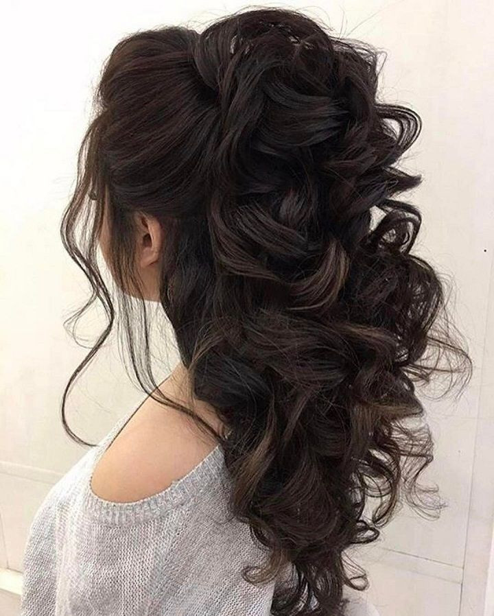 Best ideas about Prom Hairstyles Curly Down . Save or Pin Best 25 Prom hairstyles down ideas on Pinterest Now.