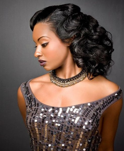 Best ideas about Prom Hairstyles For Black Hair . Save or Pin 78 images about Prom Hairstyles For Black Girls on Now.