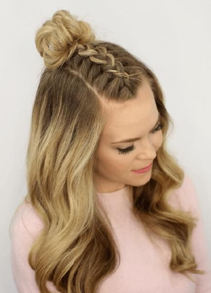 Best ideas about Prom Hairstyles For Curly Hair . Save or Pin 17 Best ideas about Curly Prom Hairstyles on Pinterest Now.