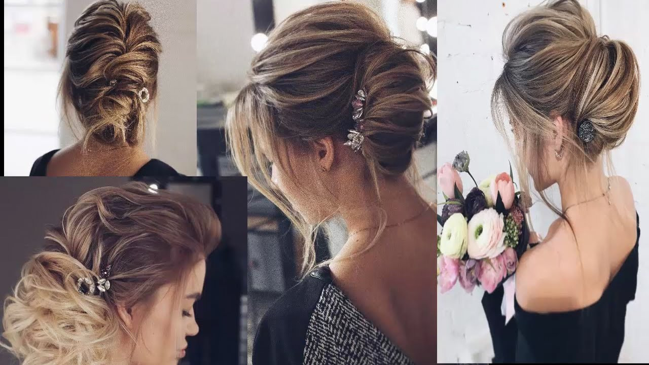 Best ideas about Prom Hairstyles For Medium Hair Down . Save or Pin prom hairstyles for medium hair 2017 Prom Hairstyles Now.