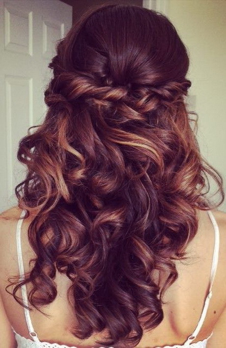 Best ideas about Prom Hairstyles For Medium Hair Down . Save or Pin Prom hairstyles down 2016 Now.