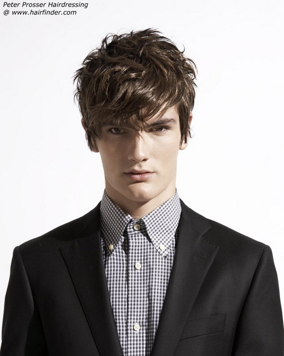 Best ideas about Prom Hairstyles For Men . Save or Pin Prom Hairstyles for Men Now.