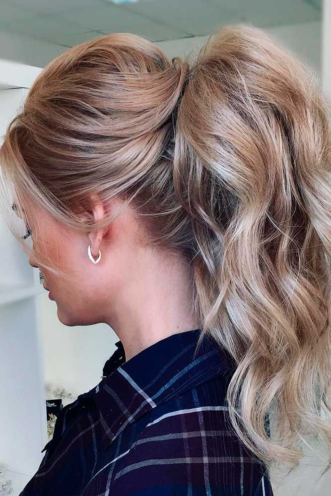Best ideas about Prom Hairstyles Ponytail . Save or Pin 30 Cute Ponytail Hairstyles for you To Try Now.
