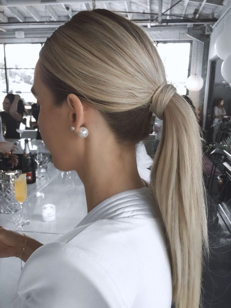 Best ideas about Prom Hairstyles Ponytail . Save or Pin Best 25 Formal ponytail ideas on Pinterest Now.