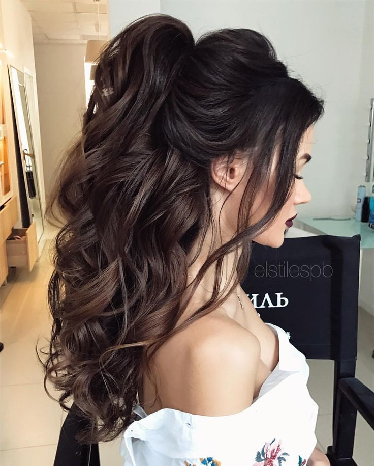 Best ideas about Prom Hairstyles Ponytails . Save or Pin Best 25 Formal ponytail ideas on Pinterest Now.