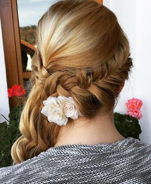 Best ideas about Prom Hairstyles To The Side . Save or Pin 45 Side Hairstyles for Prom to Please Any Taste Now.