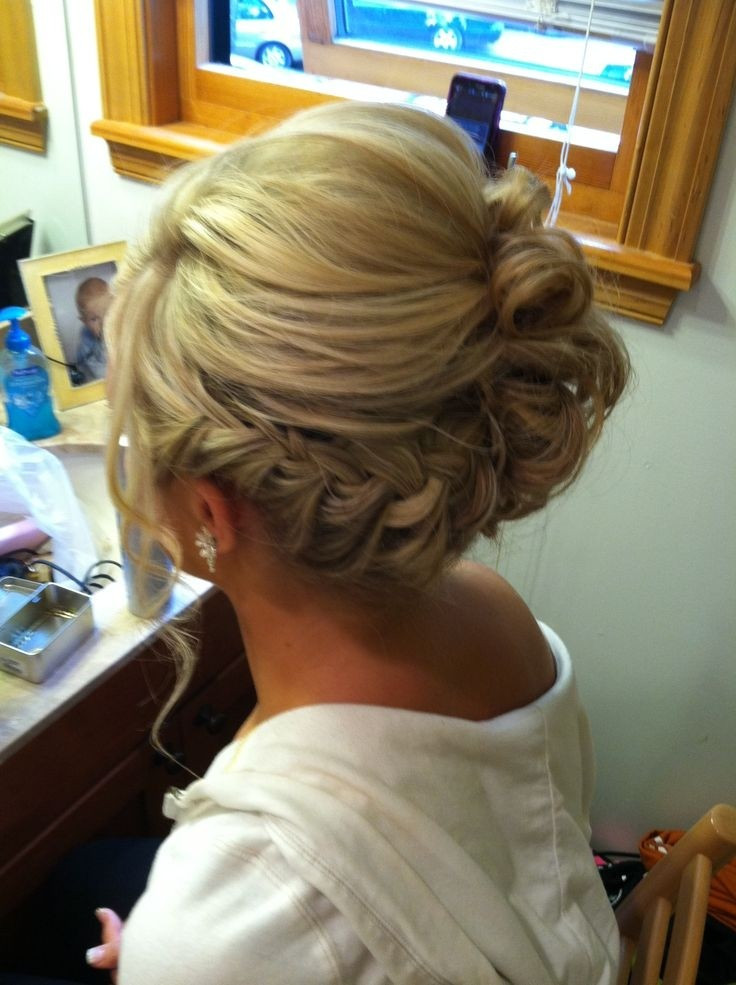 Best ideas about Prom Hairstyles To The Side . Save or Pin 23 Fancy Hairstyles for Long Hair Now.