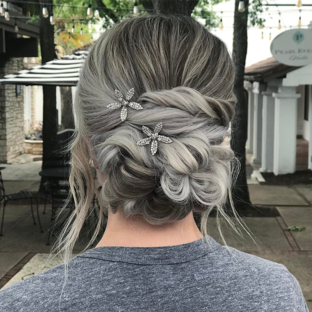 Best ideas about Prom Updo Hairstyles . Save or Pin 10 New Prom Updo Hair Styles 2019 Gorgeously Creative Now.