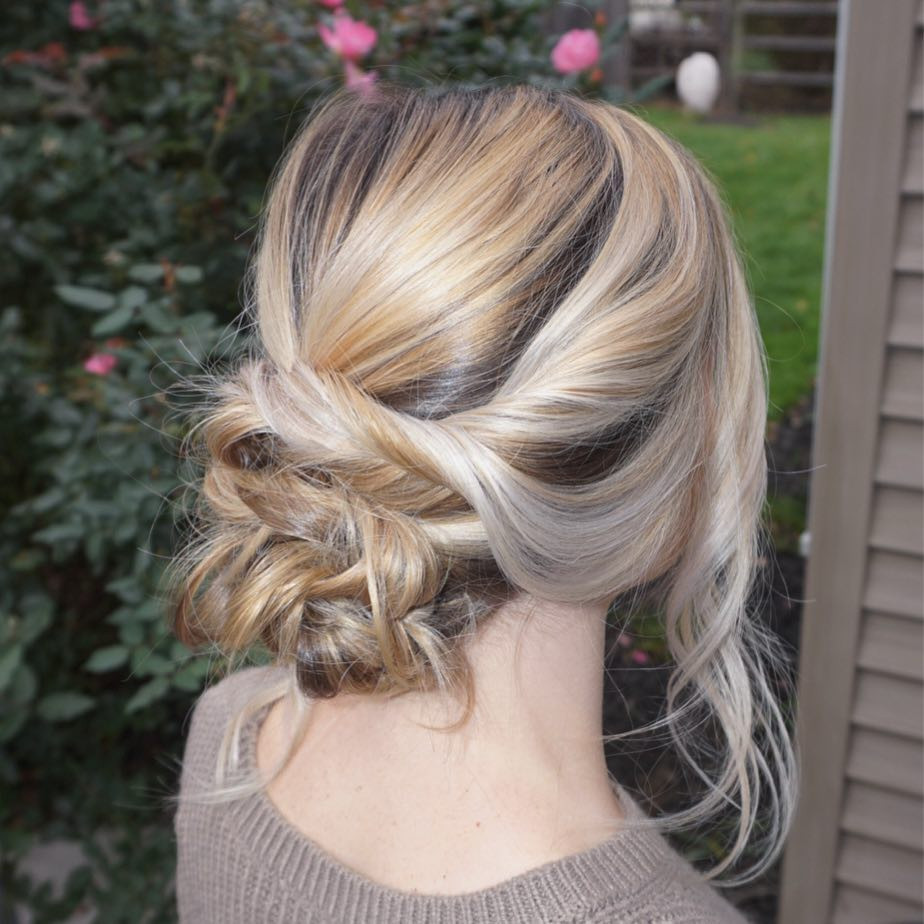 Best ideas about Prom Updo Hairstyles . Save or Pin 20 Easy Prom Hairstyles for 2019 You Have to See Now.
