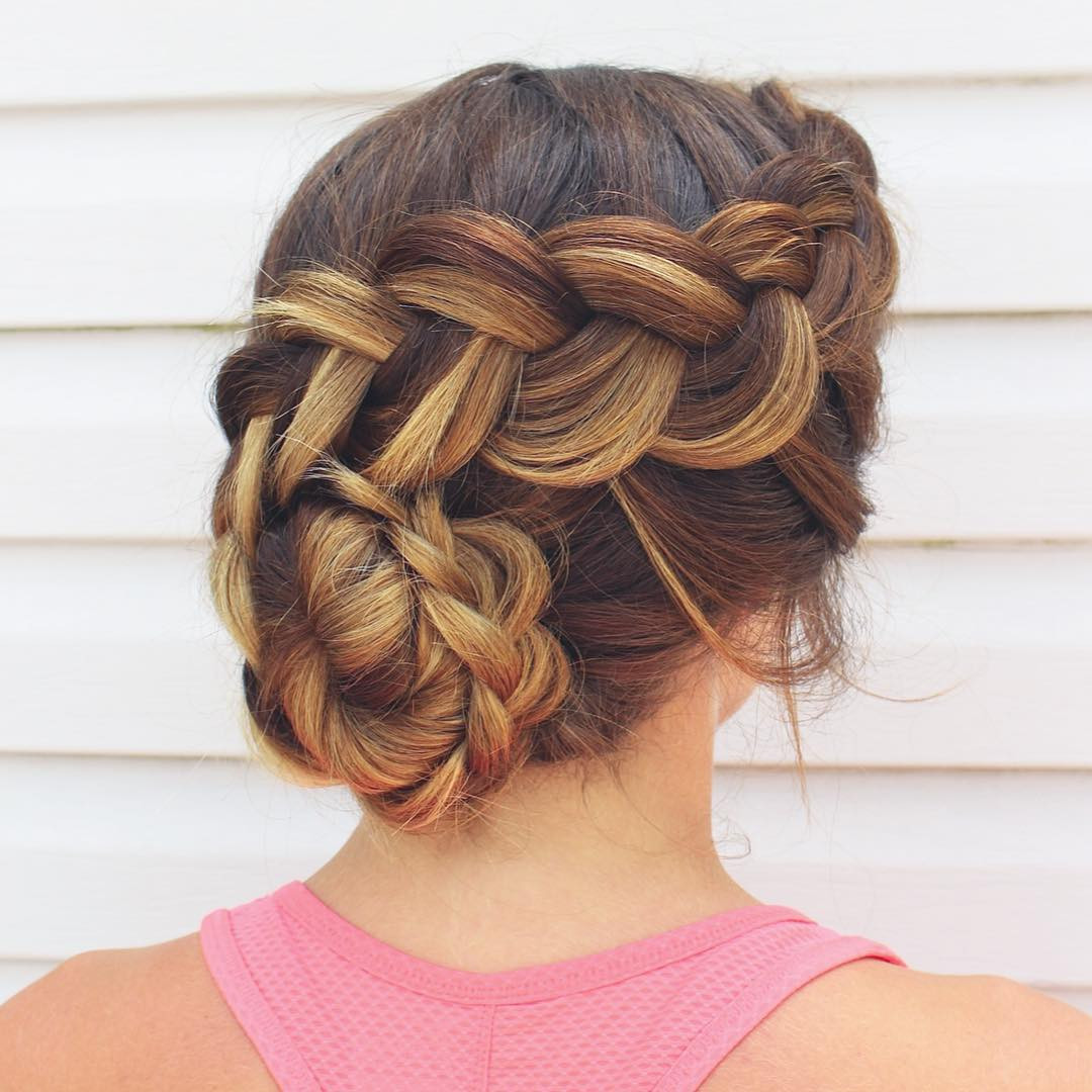 Best ideas about Prom Updo Hairstyles . Save or Pin 14 Prom Hairstyles for Long Hair that are Simply Adorable Now.