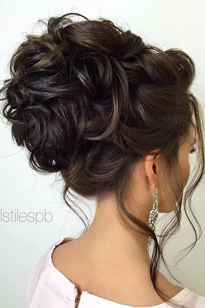 Best ideas about Prom Updo Hairstyles . Save or Pin 25 best ideas about Prom Updo on Pinterest Now.