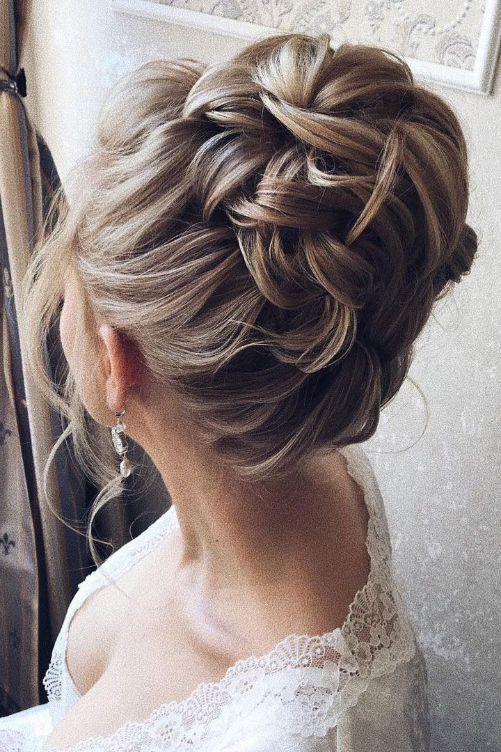 Best ideas about Prom Updo Hairstyles . Save or Pin Best 25 Wedding updo ideas on Pinterest Now.