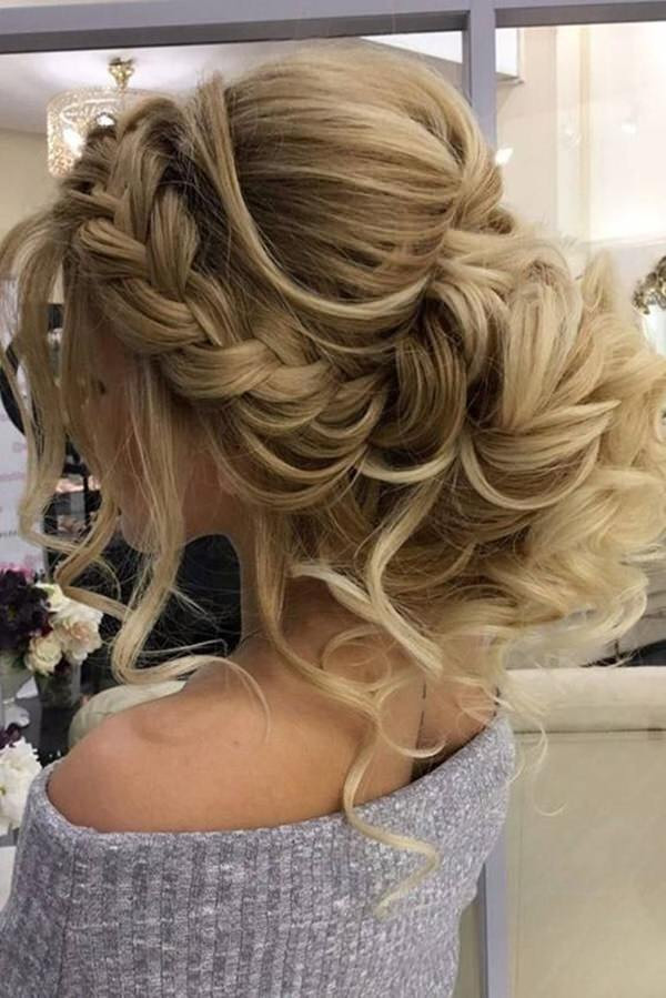 Best ideas about Prom Updo Hairstyles . Save or Pin 69 Amazing Prom Hairstyles That Will Rock Your World Now.