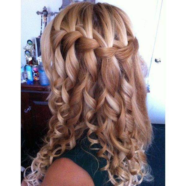 Best ideas about Promotion Hairstyles . Save or Pin 13 best 8th grade promotion hair images on Pinterest Now.